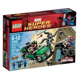 Lego 76004