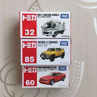 Tomica Cars
