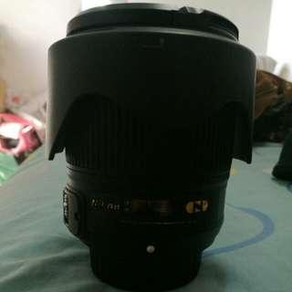 Nikon 28mm F/1.8 nano coated