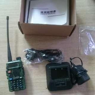無線電手扒機