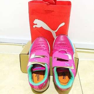 Pre-loved Puma Sport Shoes (Kid Girl)