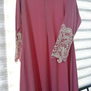 [ Free postage] Jubah Nine October
