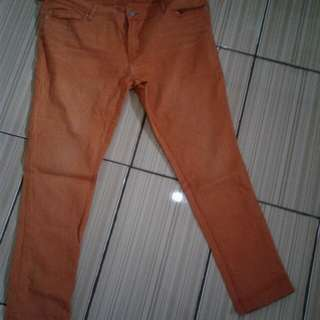 Lea lady streatch jeans 36(big size)