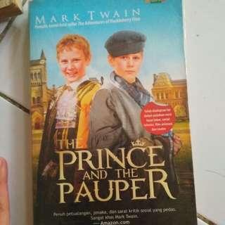 Dijual buku the prince and the pauper