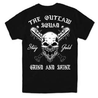Outlaw squad Graphic Tee