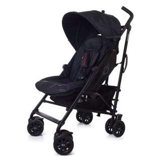 Easywalker Mini Buggy (original Mini Cooper) Black Jack