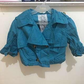 Fashionable Cropped Jacket