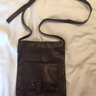Forever21 Brown Cross Body