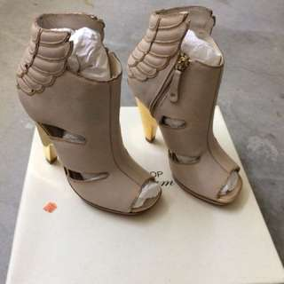 TopShop angel heels
