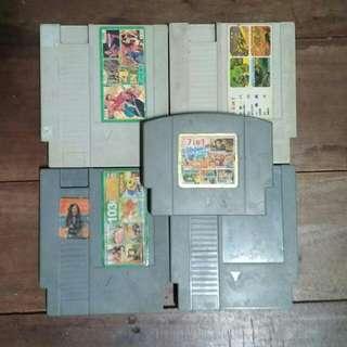 Kaset Nintendo Or Nes