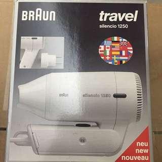 Braun 風筒