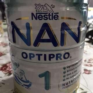 Nan OptiPro Stage 1 (0-6 months)