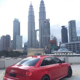 Audi S4 for rental!! very powerful