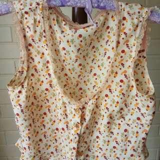 Alannah Hill silk blouse size 8