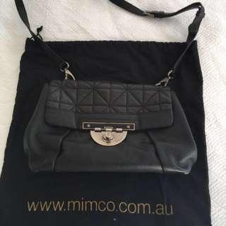 Mimco - Black Handbag