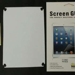 背貼 iPad mini 1 2 3 4 高清/磨沙 背面保護貼
