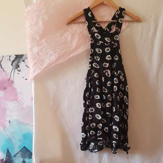 Daisy Overall Dress