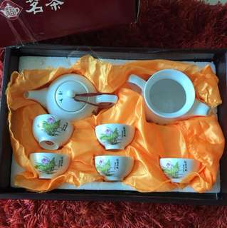 中國茶具Chinese tea set