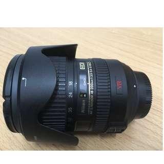 Nikon Nikkor 18-200 VR