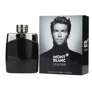 MONT BLANC Legend for men EDT 50ml & 100ml