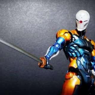 Playarts kai cyborg ninja (MGS 1)