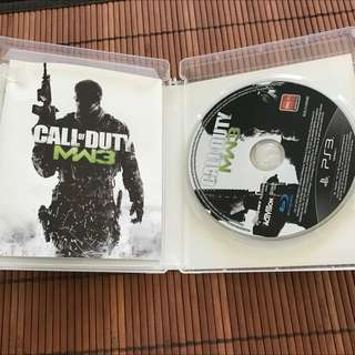 Call Of Duty Modern Warfare 3 - For PS3
