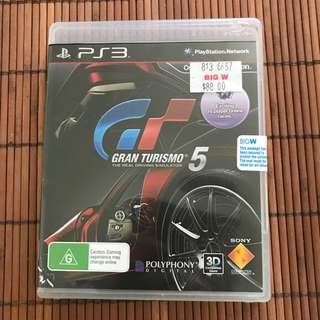 Gran Turismo 5 - For PS3