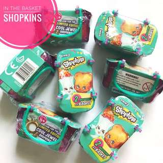 Shopkins in the basket