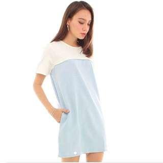 Anticlockwise acw Shift dress