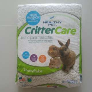CritterCare paper bedding