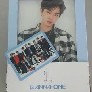 Unsealed Wannaone To Be One 1×1=1 Album (Sky Ver.)