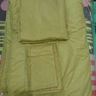 Bed cover + Sprei (Cassamia)