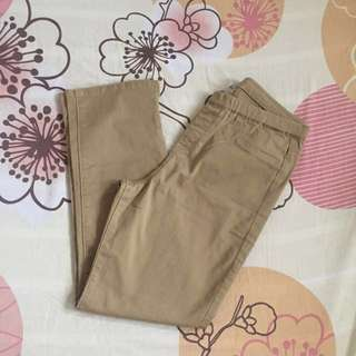 Uniqlo Khaki Pants