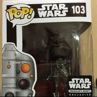 IG-88 Funko (Smuggler's Bounty Exclusive)