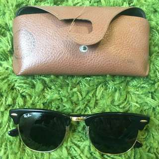 RAY BAN CLUBMASTERS RB3016