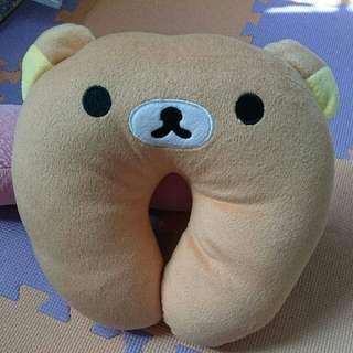 可愛❤拉拉熊頸枕