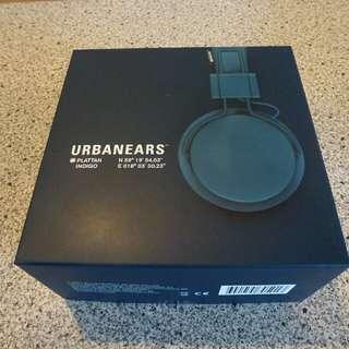 Dijual Headset Urbanears Plattan Black ORIGINAL