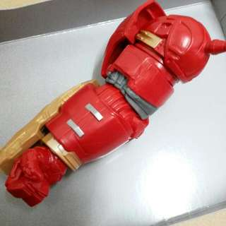 BAF Marvel's Hulkbuster : Right Arm By Hasbro