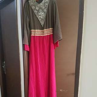 Gamis size S