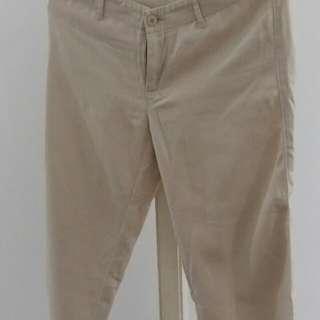 [TURUN HARGA] Giordano khakis brown