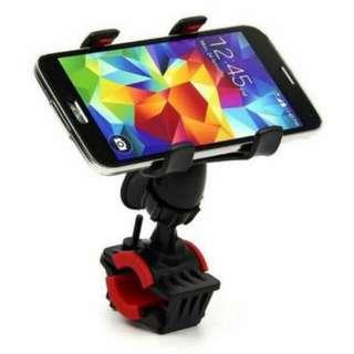 🆕! 360 Degree Rotatable MTB Bike Bicycle Handlebar Universal Mount for Hp Phone Holder GPS   #OK