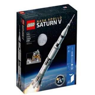 Lego 21309 NASA Apollo