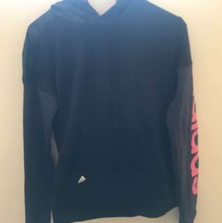 ADIDAS JUMPER WORN ONCE