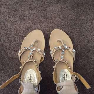 Size 37.5/38 Sandals