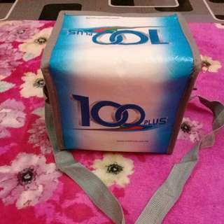 Beg cooler 100plus