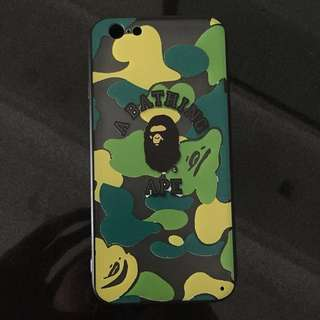 BAPE Iphone 6 Case *KW*