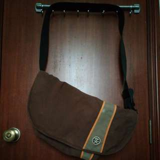 Crumpler Sling Bag Brown