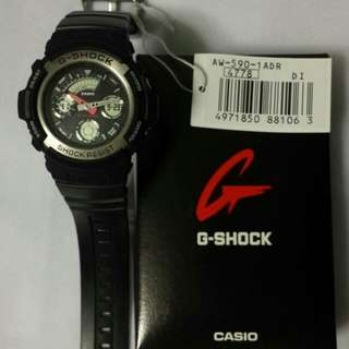 Casio G-SHOCK (unisex)