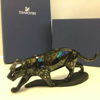Swarovski Jet Black Jaguar (No. 5048145)