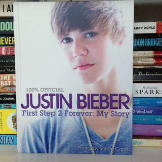 First Step 2 Forever: My Story | Justin Bieber